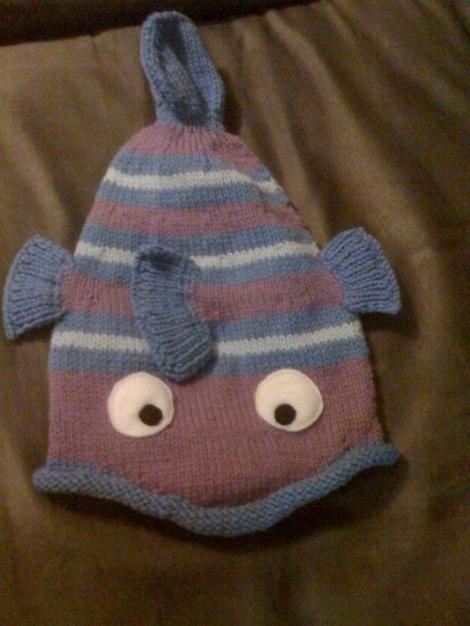 Zombie yarnfish